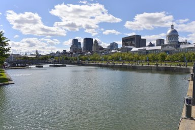Old Port of Montreal