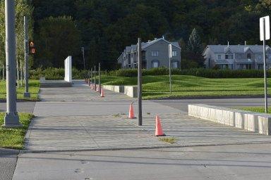 Promenade Samuel-De Champlain: Quai des Hommes