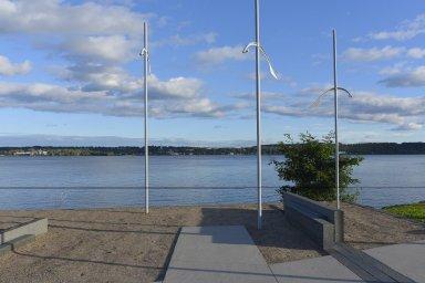 Promenade Samuel-De Champlain: Quai des Vents