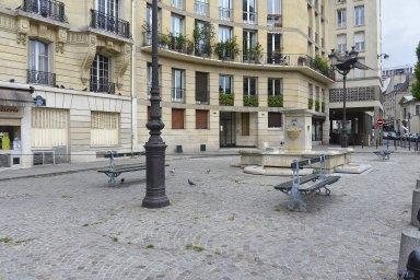 Place Alphonse-Laveran