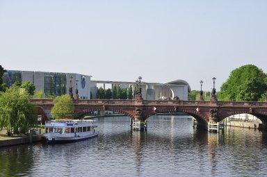 Spree Riverside Development