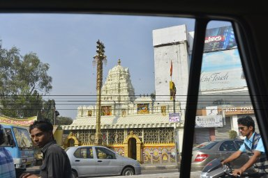 Goa: Topographic Street Views