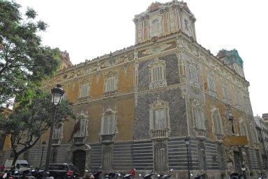 Palacio del Marqu¿s de Dos Aguas