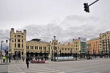 Estaci¿ del Nord (North Station), Valencia