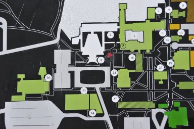 Saint John's University Campus Map