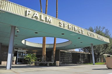Palm Springs City Hall