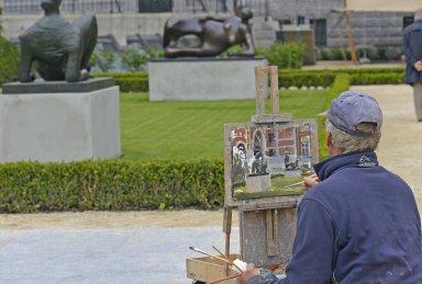 Rijksmuseum Gardens