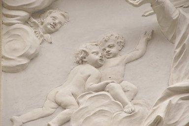 Assumption of the Virgin [fa¿ade relief, Santa Maria dell¿Umilta]