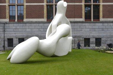 Large Reclining Figure
