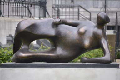 Reclining Woman: Elbow