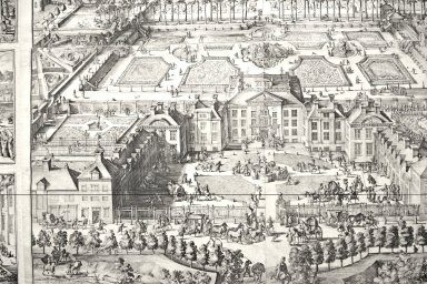 Bird's-eye View of Het Loo Palace