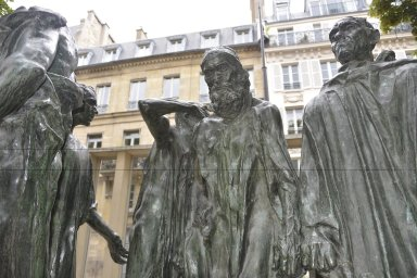 Burghers of Calais [Mus¿e Rodin Cast]