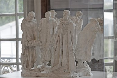 Burghers of Calais [Second Maquette]