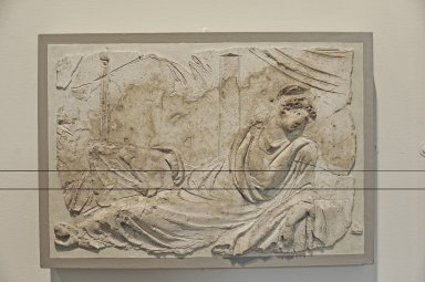 Roman Stucco Relief Panels