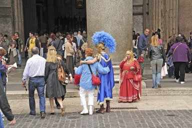 Rome Street Life (Cultural Documentation)