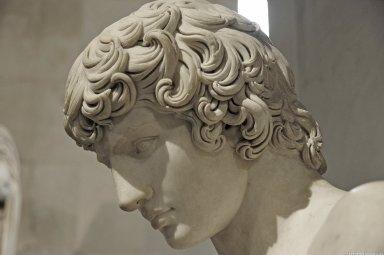 Bust of Antinous, called 'Antinous Ecouen'
