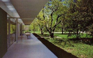 Miller House and Garden