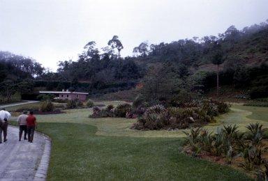 Garden of the Alberto Kronsfoth House