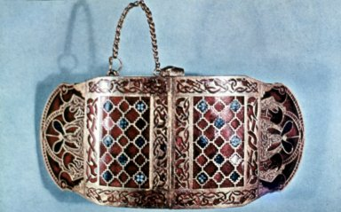 Sutton Hoo Purse Lid