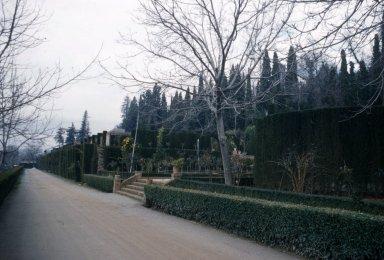 Alhambra: Gardens