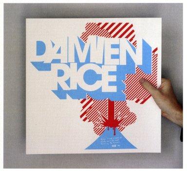 Damien Rice Poster