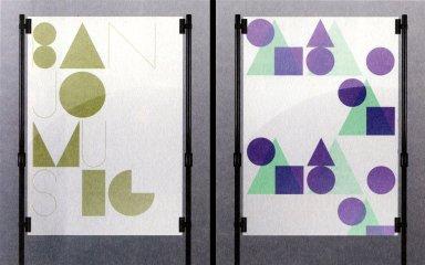 Banjo Music Corporate Identity