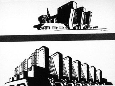 Drawings for Industrial Buildings