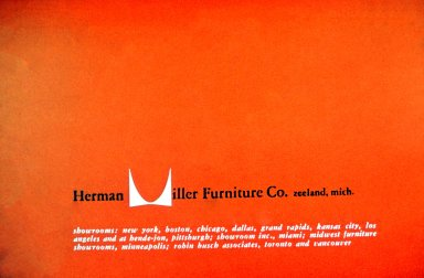 Herman Miller Furniture Company Zeeland, Michigan
