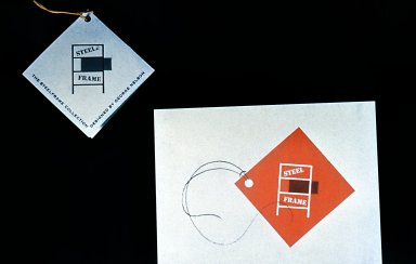 Herman Miller Steelframe Collection Tags