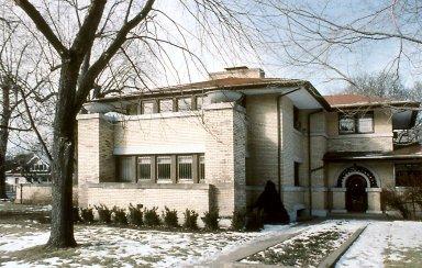 Francis W. Little House