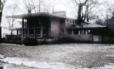 Isabel Roberts House