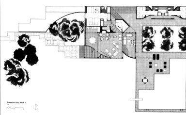 Private Residence: Pool House Addition