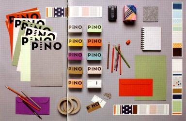 Pino Visual Identity