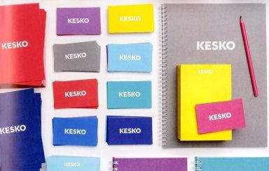 Kesko Visual Identity