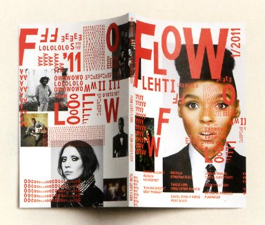 Flow Festival Identity