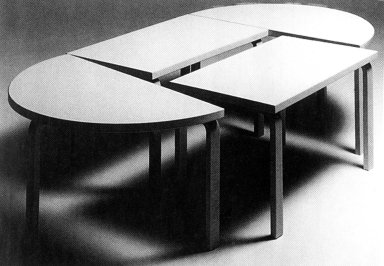 Multi-Sectional Table