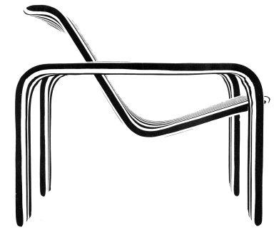 Model 004 Chair