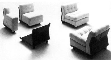 Amanta 24 Seating System
