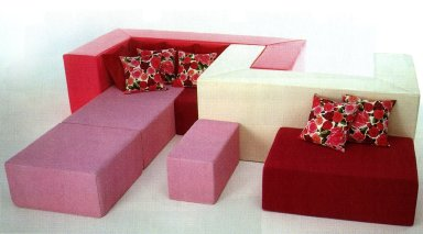 Cubista Seating System