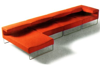 Lowseat Seating System
