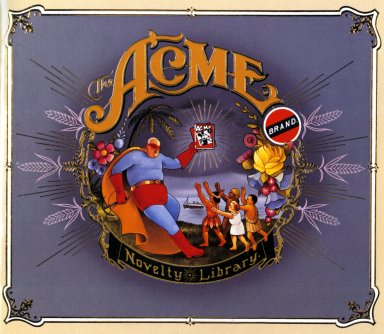 Acme Novelty Library, No. 8