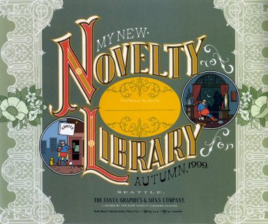 Acme Novelty Library, No. 13