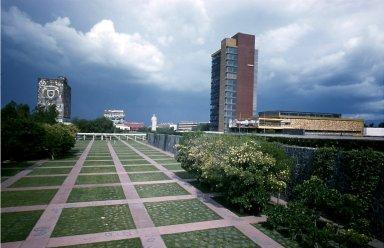 National Autonomous University of Mexico: Campus Square