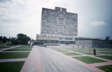 National Autonomous University of Mexico: Biblioteca Central