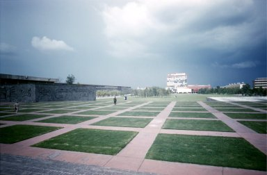National Autonomous University of Mexico: Campus Square