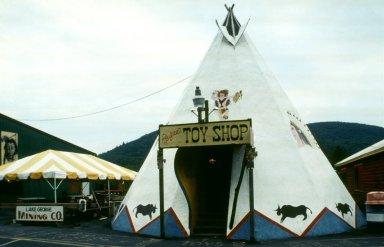 Teepee Toy Shop