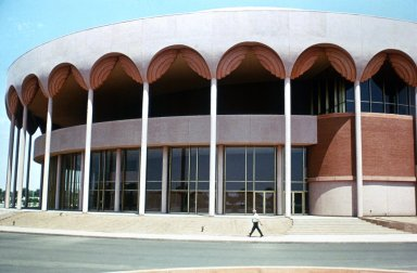 Arizona State University: Grady Gammage Memorial Auditorium