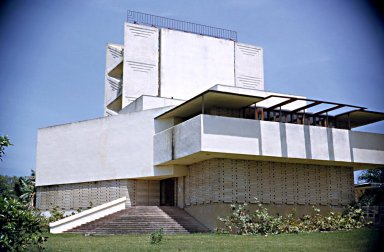 Florida Southern College: Annie Pfeiffer Chapel