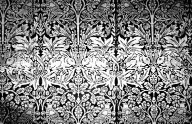 Fabric Design, Brother Rabbit