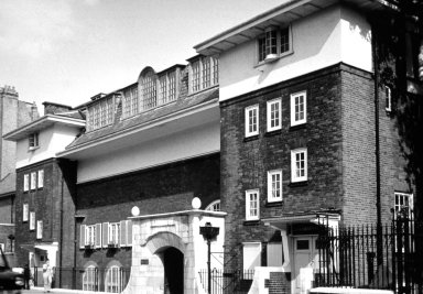 Mary Ward House